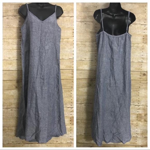 cc4033d9f01 Artisan Ny Dresses   Skirts - Artisan NY Linen Maxi Dress